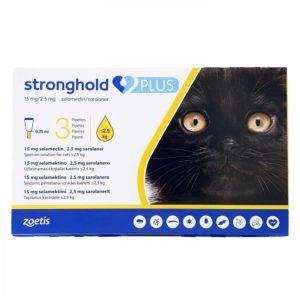 ストロングホールドプラス子猫用(2.5kg未満)