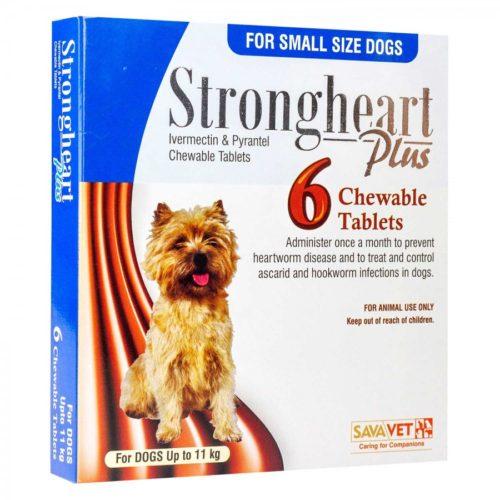 ストロングハートプラス・チュアブル 小型犬用