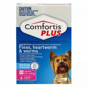 コンフォティスプラス超小型犬用