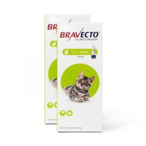 ブラベクト猫用(1.2~2.8kg)