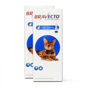 ブラベクト猫用(2.8~6.25kg)