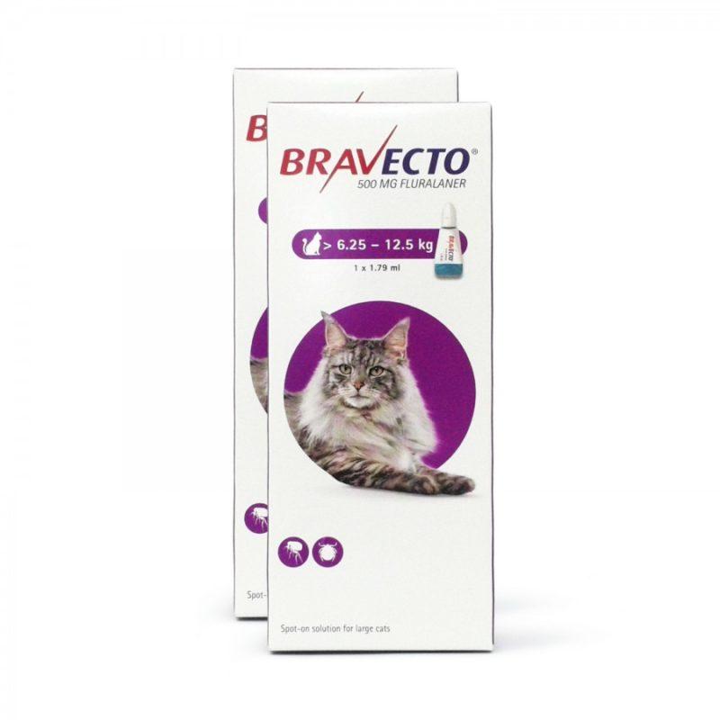 ブラベクト猫用(6.25~12.5kg)
