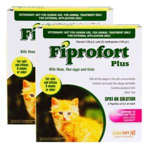 フィプロフォートプラス猫用