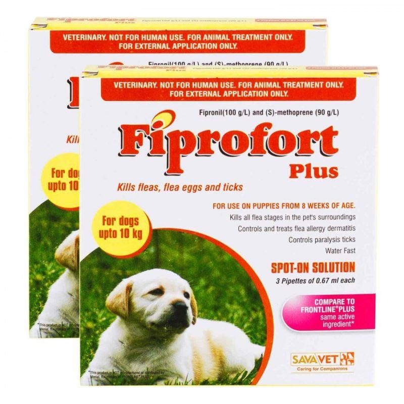 フィプロフォートプラス小型犬用