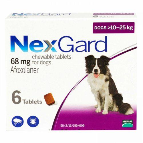 ネクスガード大型犬用 68mg