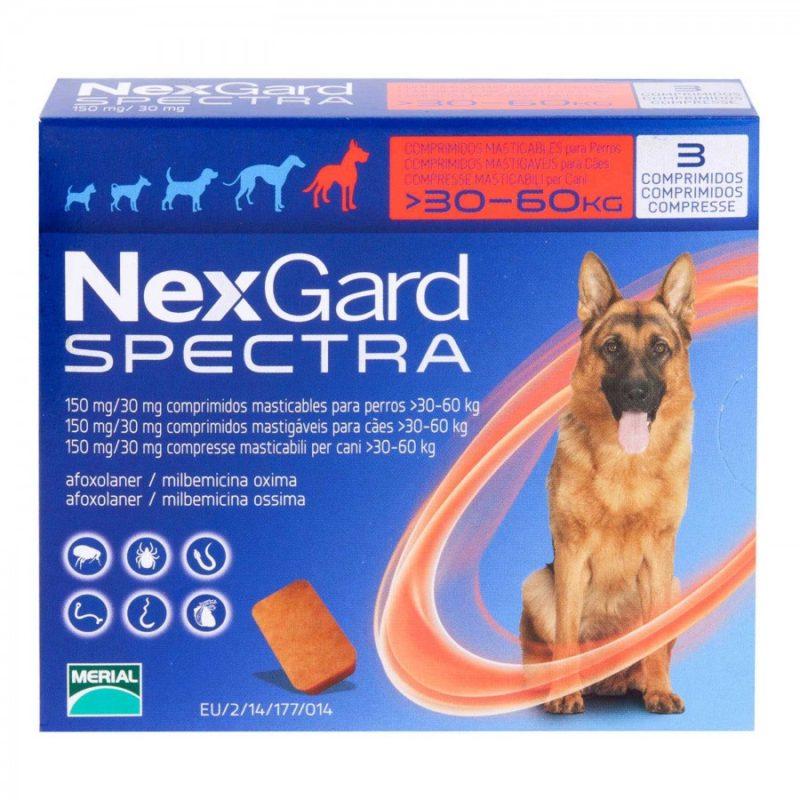 ネクスガードスペクトラ超大型犬用