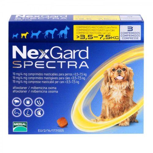 ネクスガードスペクトラ小型犬用